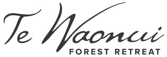 Te Waonui Forest Retreat Logo