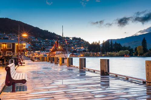 5 Romantic Spots to Explore in Queenstown