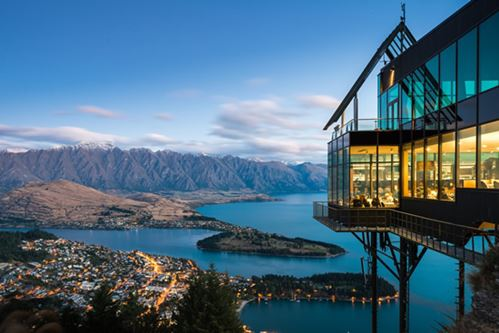 5 Romantic Experiences for Two in Queenstown