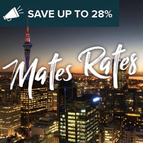 Auckland City Hotel<br><strong>Stay Kiwi Sale</strong>