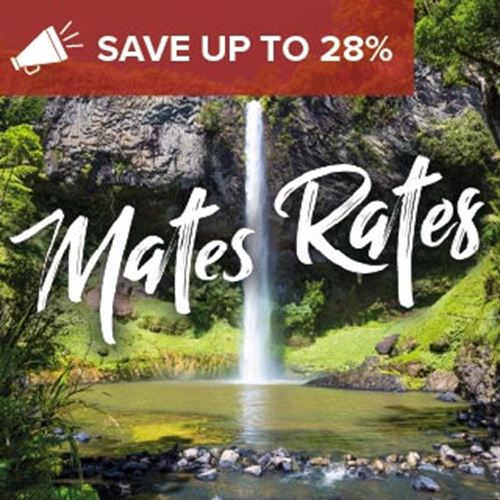 Hamilton Hotel<br><strong>Stay Kiwi Sale</strong>