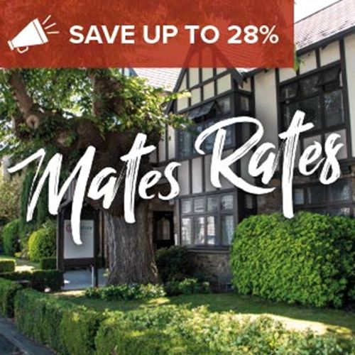 Christchurch Hotel<br><strong>Stay Kiwi Sale</strong>