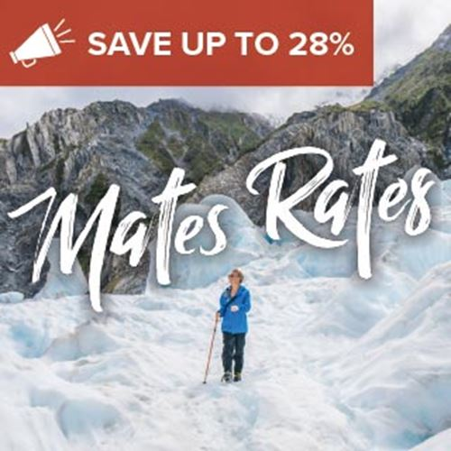 Fox Glacier Hotel<br><strong>Stay Kiwi Sale</strong>