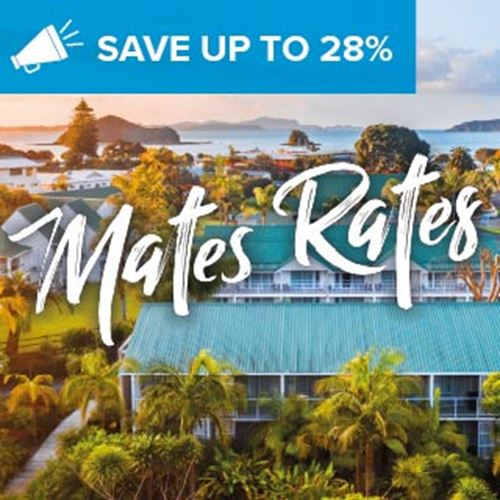 Bay of Islands Hotel<br><strong>Stay Kiwi Sale</strong>