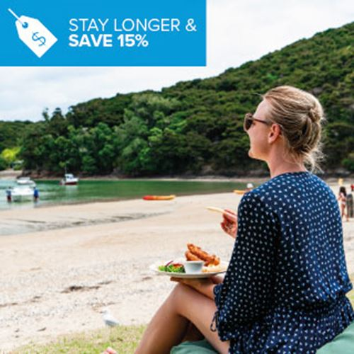 Scenic Hotel Bay of Islands<br><strong>Summer Holiday Saver</strong>