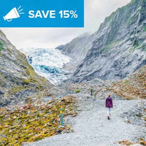 Franz Josef Glacier Hotel<br><strong>Book Direct Exclusive Offer</strong>