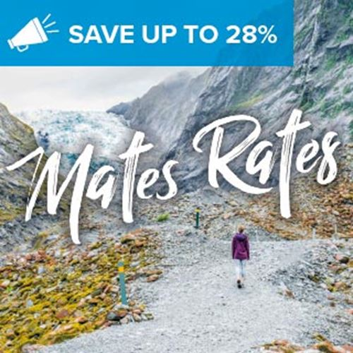 Franz Josef Glacier Hotel<br><strong>Stay Kiwi Sale</strong>