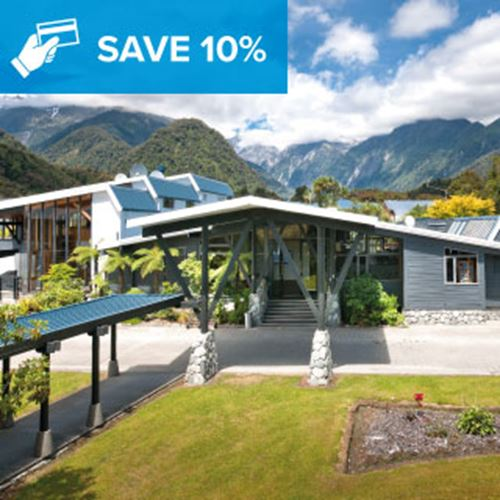 Pay in Advance and Save<br><strong>Franz Josef Glacier</strong>