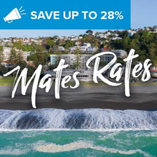 Napier Hotel<br><strong>Stay Kiwi Sale</strong>