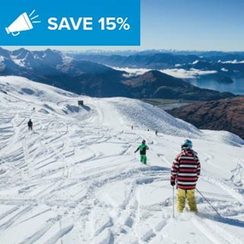 Scenic Suites Queenstown<br><strong>Book Direct Exclusive Offer</strong>