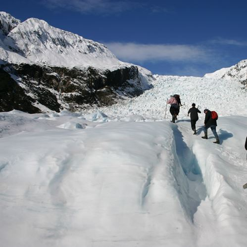 Fun facts about Franz Josef Glacier
