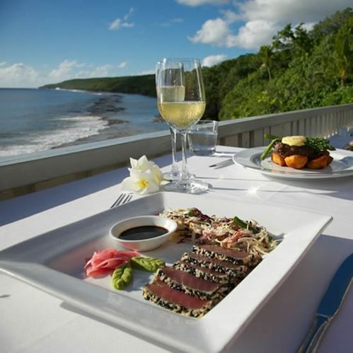 Dining options in Niue