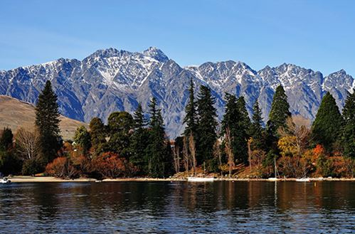 Queenstown's Sights Sizzle in Spring