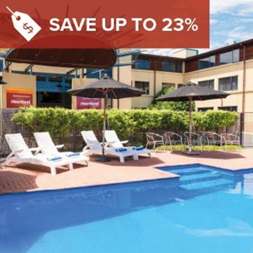 Auckland Airport Hotel<br><strong>SALEBRATION SALE</strong>
