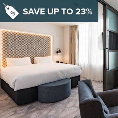 Auckland City Hotel<br><strong>Stay Longer and Save</strong>
