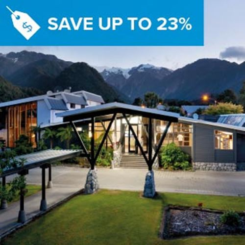 Franz Josef Glacier Hotel<br><strong>Stay Longer and Save</strong>