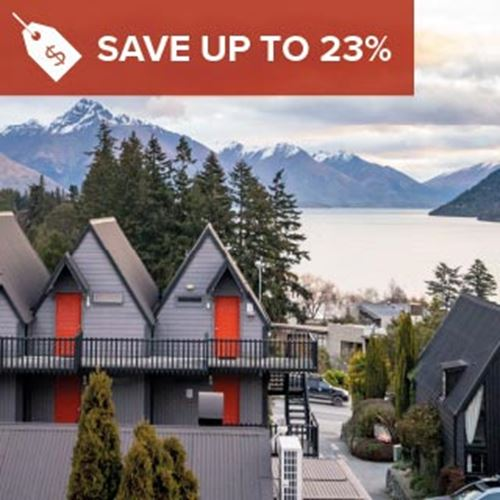 Heartland Hotel Queenstown<br><strong>Stay Longer and Save</strong>