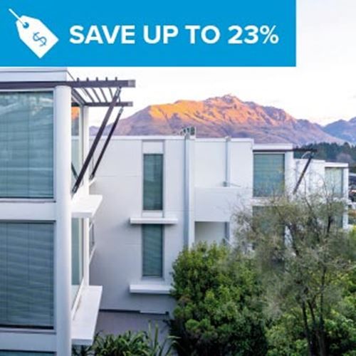 Scenic Suites Queenstown<br><strong>Stay Longer and Save</strong>