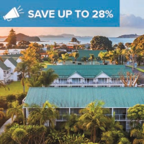 Bay of Islands Hotel<br><strong>Stay Kiwi Offer</strong>