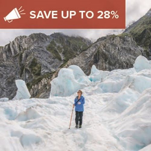 Fox Glacier Hotel<br><strong>Stay Kiwi Offer</strong>