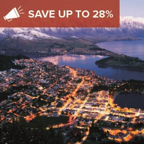 Queenstown Hotel<br><strong>Stay Kiwi Offer</strong>