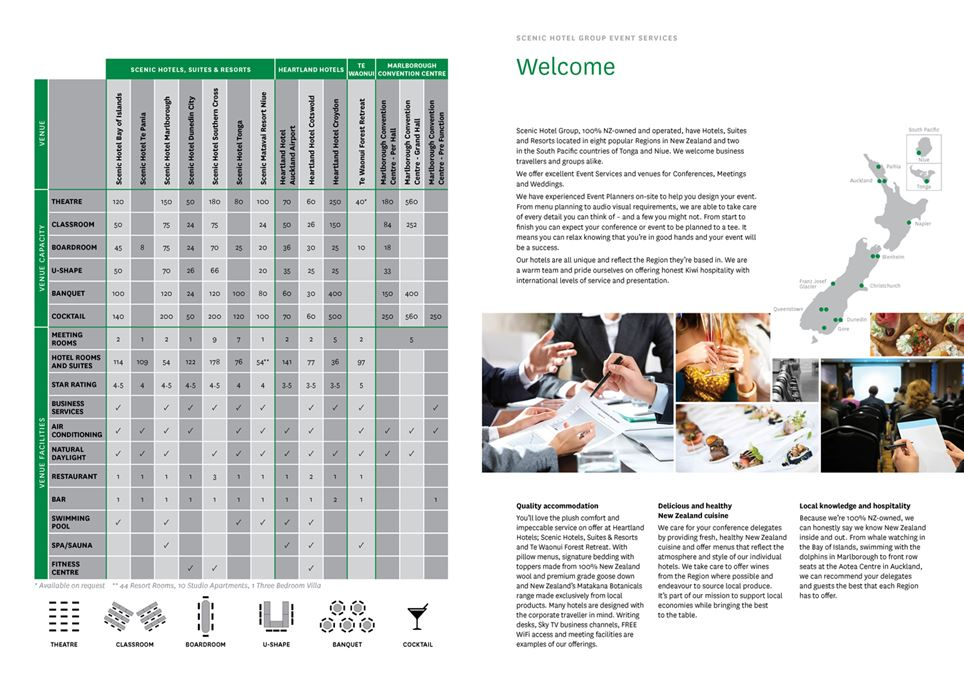 Event Services Brochure 2