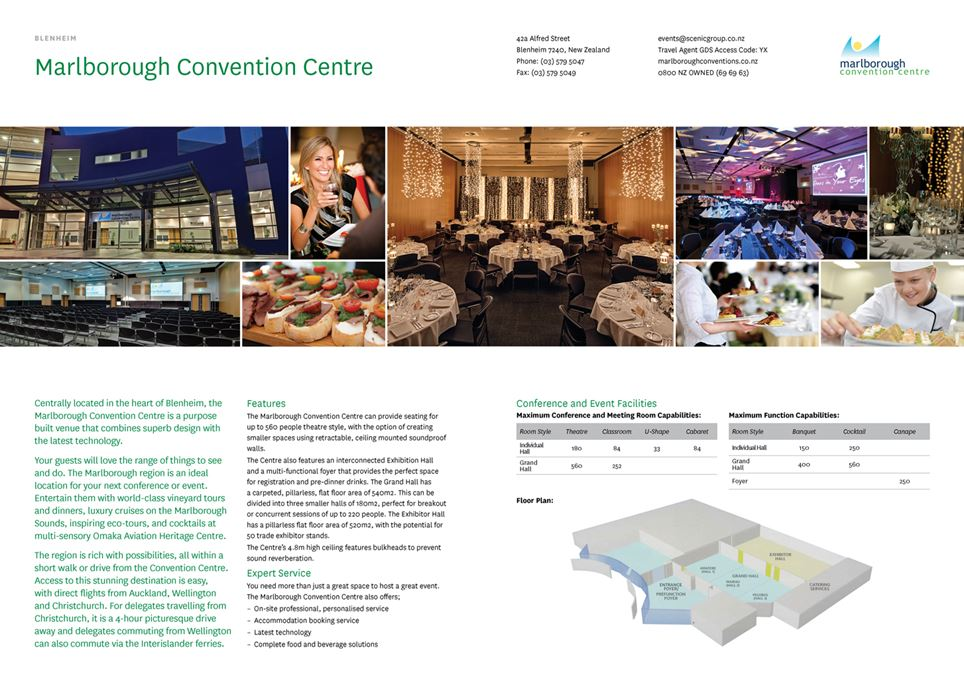 Event Services Brochure 8