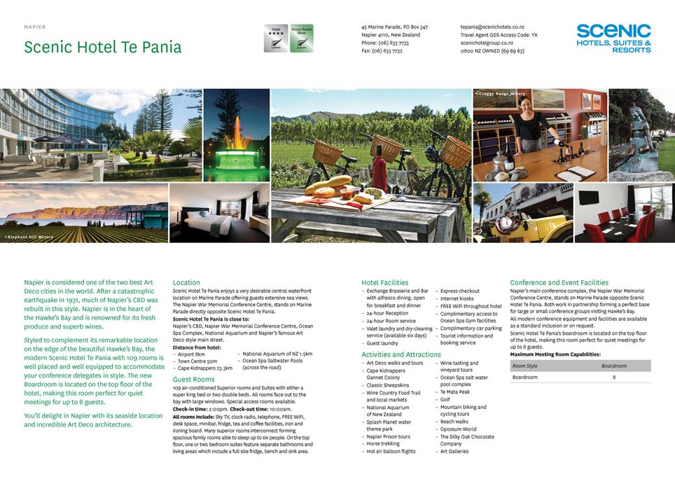 Event Services Brochure 6