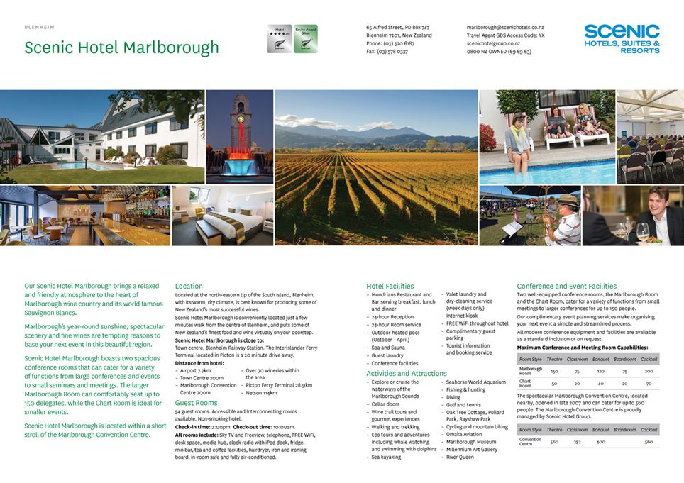 Event Services Brochure 7